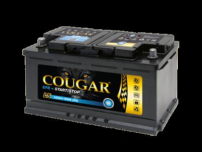 Аккумуляторы COUGAR EFB+